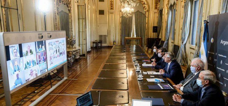 Coronavirus en la Argentina: Alberto Fernández extendió el DISPO en todo el país hasta el 20 de diciembre