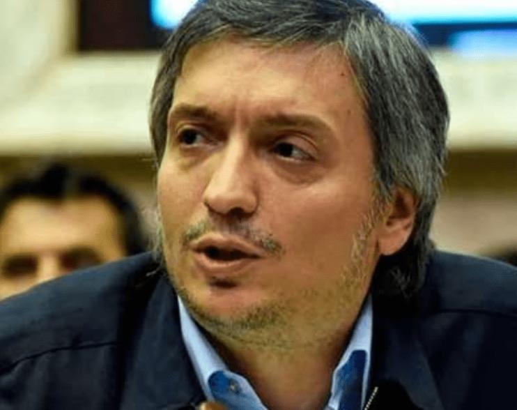 Máximo Kirchner señaló a Rodríguez Larreta como candidato presidencial y pronunció una frase sugerente sobre su futuro