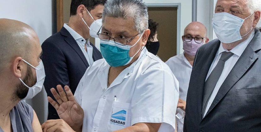"""Sputnik V: Ginés González García adelantó que """"en horas"""" se aprobará para mayores de 60 años"""