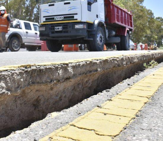 Cierran en San Juan la Ruta 40 por grietas de 3 metros de profundidad