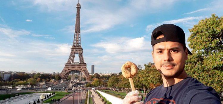 """Dejó la Argentina para triunfar como cineasta en París pero ahora vende chipá para subsistir: """"Vivo con miedo a que me deporten"""""""