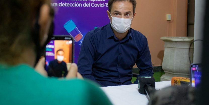 El Intendente lamentó el cierre de actividades y aseguró que acatarán las nuevas medidas dispuestas por el Presidente