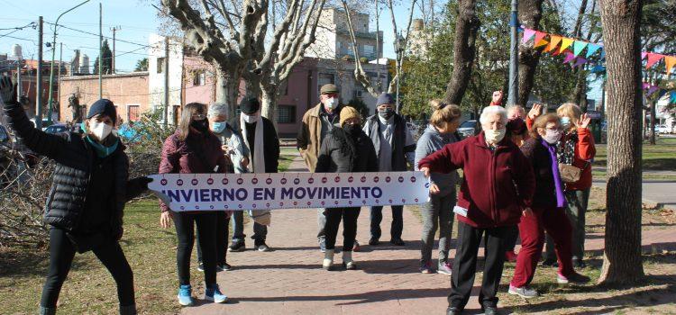 """COMENZÓ EL PROGRAMA """"INVIERNO EN MOVIMIENTO""""."""