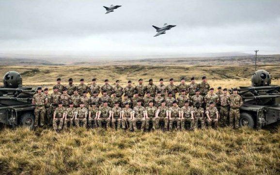 Inglaterra hace ejercicios militares en Malvinas: la reacción del Gobierno argentino.