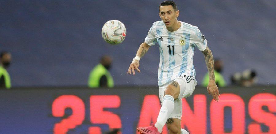 """Lodi no pudo frenar la pelota y Fideo no perdonó"""