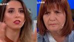 """Cinthia Fernández apuró a Patricia Bullrich en lo de Juana Viale: """"Sos infantil"""""""